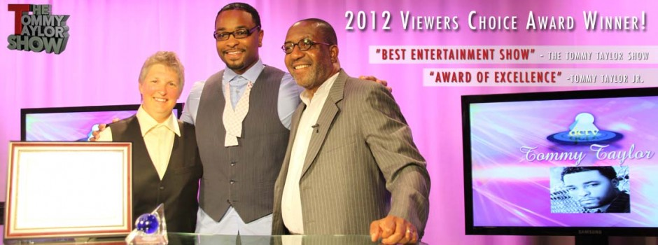 Tommy Taylor Show Viewers Choice Award