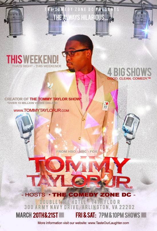 Tommy Comedy Zonemarch