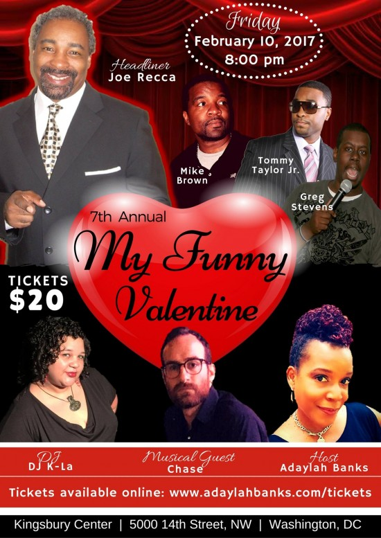 My Funny Valentine feat Tommy Taylor Jr