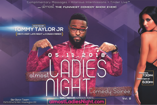 almost Ladies Night vol. 8