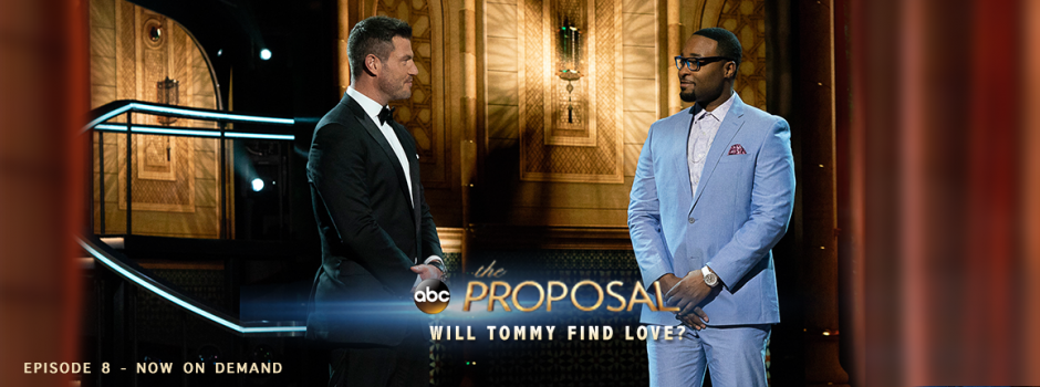 Tommy Taylor Jr on The Proposal